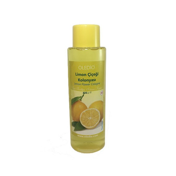 Limon Çiçeği Kolonyası